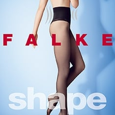 40511 Shaping Top 20 denier transparent matt pantyhose