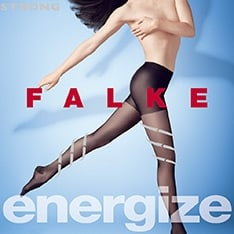 40583 Leg Energizer 30 denier matt strong support pantyhose