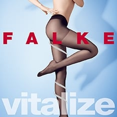 40592 Leg Vitalizer 20 denier matt medium support pantyhose