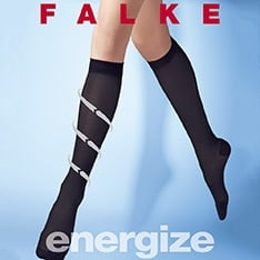 41785 Leg Energizer 50 denier strong support knee highs - SAVE 18%!
