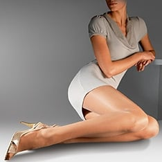 Aisance plus size stretchable panty pantyhose