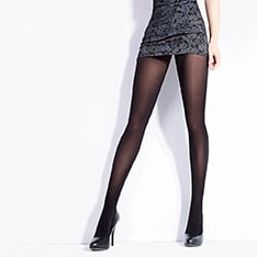 Blues 70 Winter Line 3D microfibre opaque pantyhose