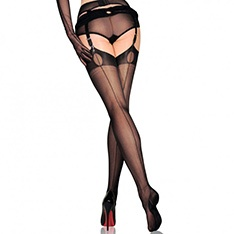 Cervin Liberation 45 denier fully fashioned stockings