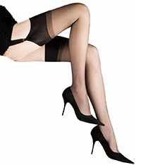 Champs Elysees 100% silk stockings