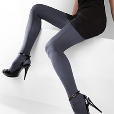 Classic Hot 100 denier opaque pantyhose