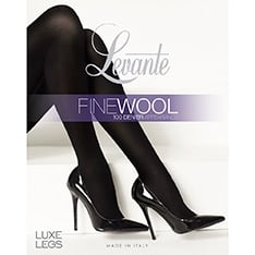 Fine Wool 100 denier tights