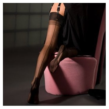 1a0420f8284 Genuine Fully Fashioned Stockings at Stockings HQ  The FF Nylon Shop