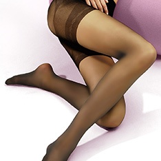 Killer Figure Sheer Control pantyhose