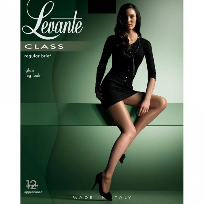 Levante Class gloss sheer 12 denier pantyhose