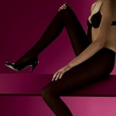 Luxury satin 60 denier tights - END OF LINE - SAVE 15%!