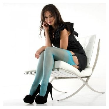 Nylonica Linea Classica Sheer 15 stockings - classic colors