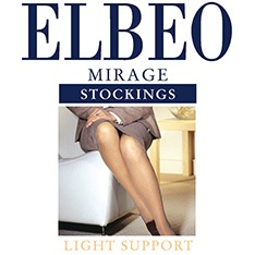 Mirage factor 6 light support stockings