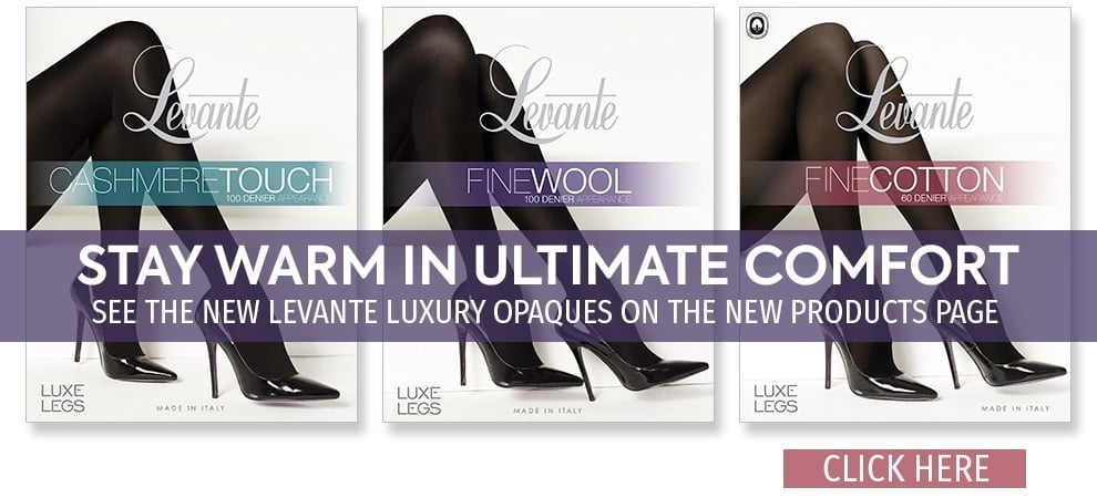 New Levante Opaques now in stock