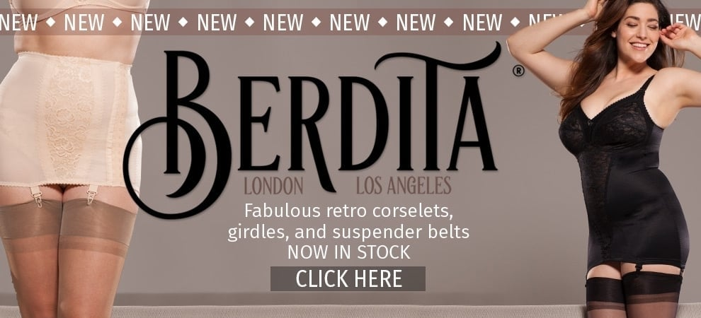 New foundation wear from Berdita now in stock