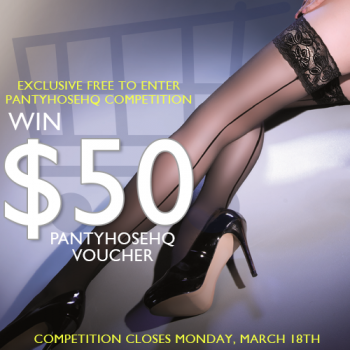 Win $50 to spend on products of your choice in the Pantyhose HQ shop