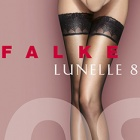 41532 Lunelle contrast top thigh highs