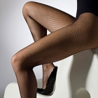 2001 Fine fishnet pantyhose
