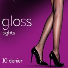 Everyday Plus 10 denier gloss pantyhose