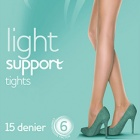 Everyday Plus light support pantyhose