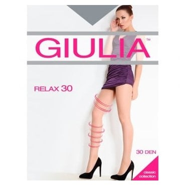 Giulia Relax 30 Classic Line support tights
