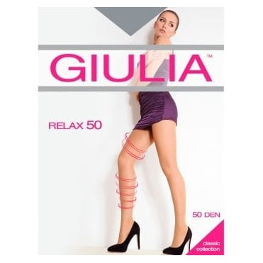 Giulia Relax 50 Classic Line support tights