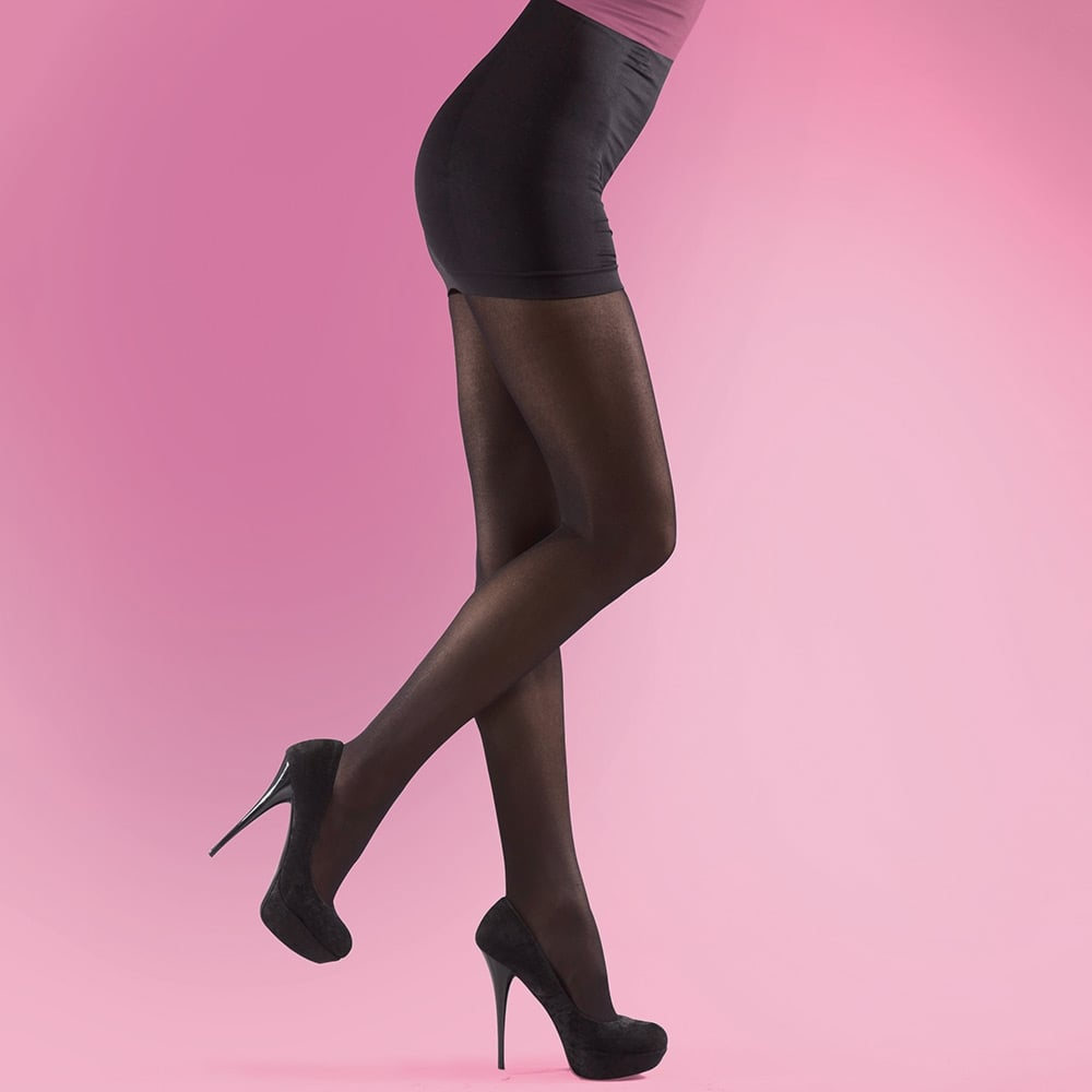 Silky Soft Opaque 40 denier tights