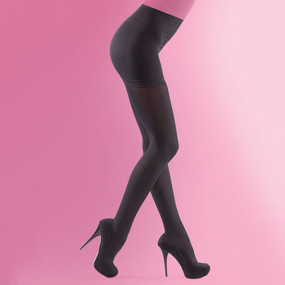 Silky Soft Opaque 70 denier tights
