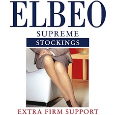 Support Supreme factor 12 extra firm support stockings