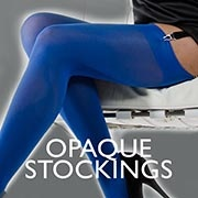 Opaque stockings