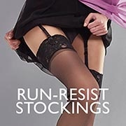 Ladder-resist stockings