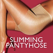 Slimming pantyhose