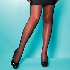 XeLence 15 denier PLUS SIZE sheer pantyhose